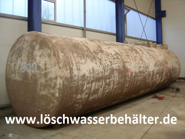 40.000 Liter-Löschwassertank Löschwasserbehälter