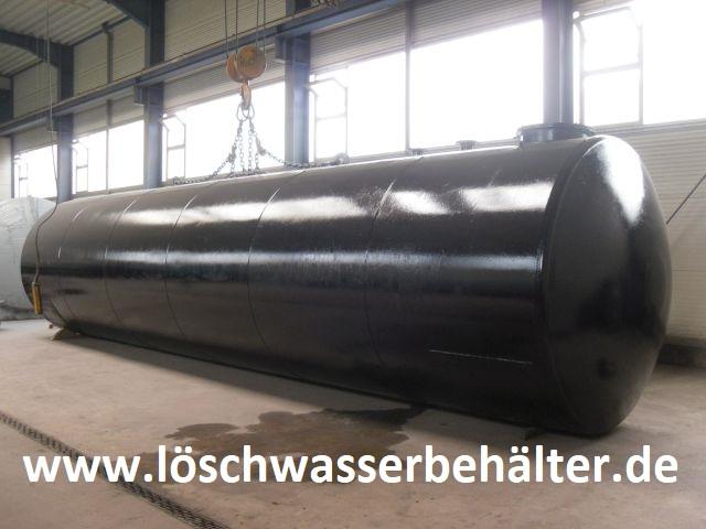 60.000 Liter-Löschwassertank Löschwasserbehälter