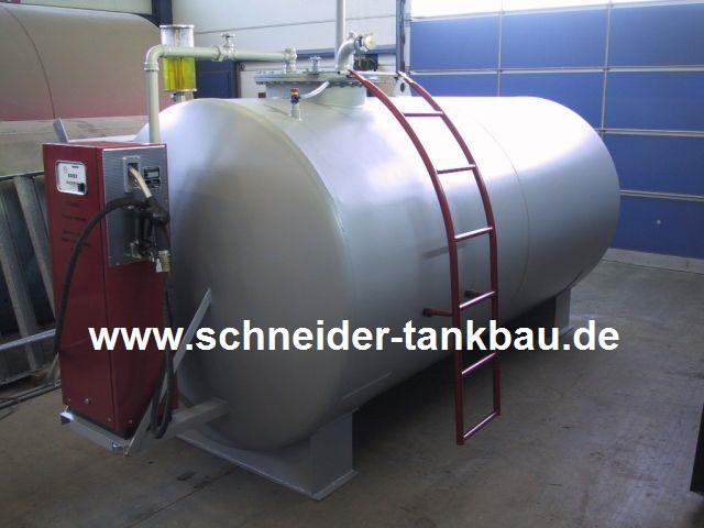7000 liter dieseltank dieselbeh lter tankanlage. Black Bedroom Furniture Sets. Home Design Ideas