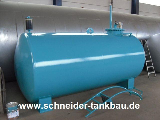 7000 Liter Heizoltank Heizolbehalter Lagerbehalter Stahltank