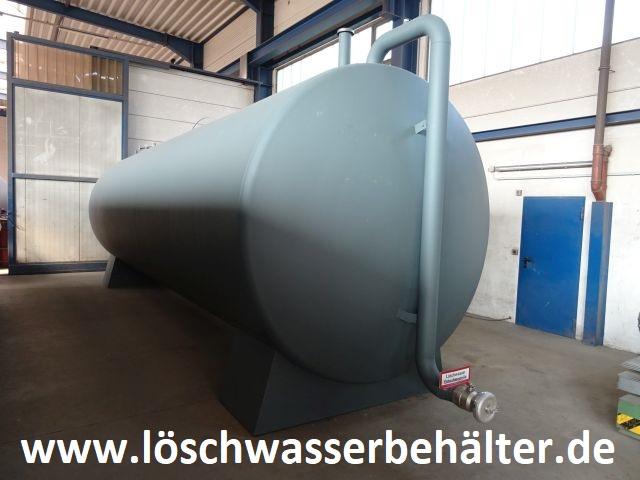 40.000 Liter-Löschwassertank Löschwasserbehälter oberirdisch