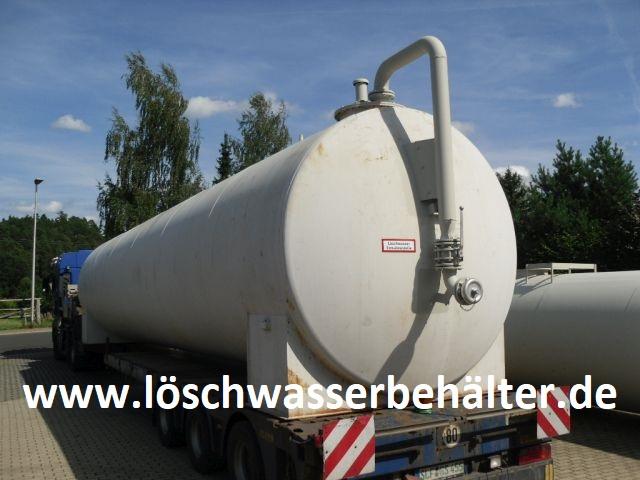 50.000 Liter-Löschwassertank Löschwasserbehälter oberirdisch