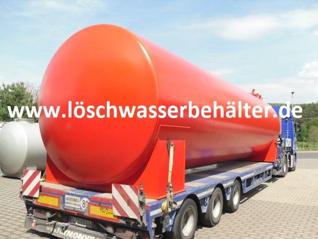 60.000 Liter-Löschwassertank Löschwasserbehälter oberirdisch